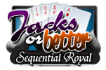 Jacks or Better Sequential Royal
